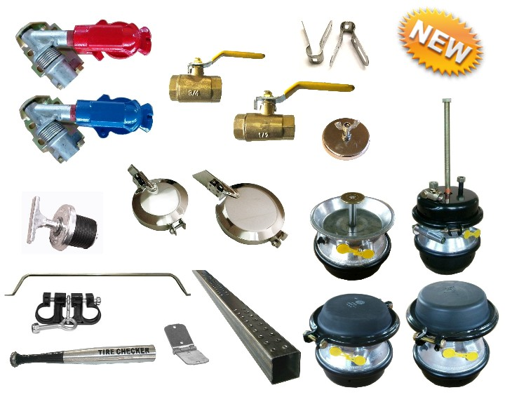 New BNB truck components and part for trailer avaliable